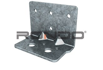rondo 92mm x 3.0mm base bracket