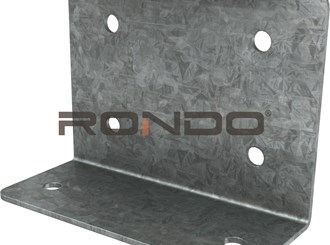 rondo 92mm x 1.5mm sill bracket