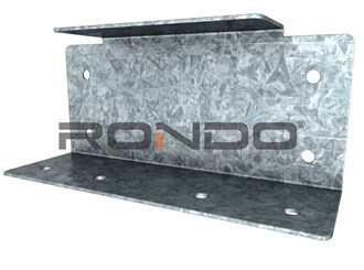 rondo 150mm x 1.2mm sill bracket