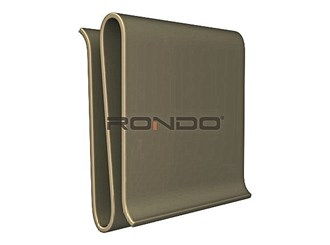 rondo staggered stud clip