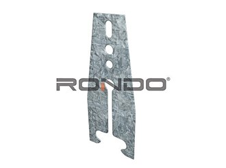 rondo direct fix top cross rail clip