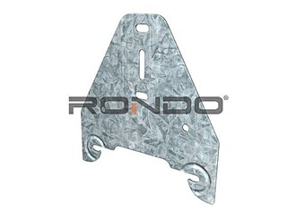 rondo furring channel direct fix to steel/ timber