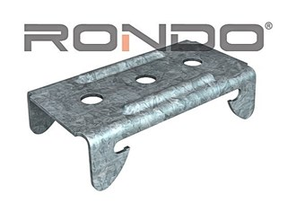 rondo furring channel direct fix to concrete clip