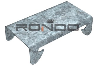 rondo direct fix clip furring channel to masonry