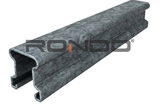 rondo section joiner suits top cross rail