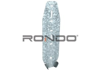 rondo 16mm ceiling batten to timber or steel clip