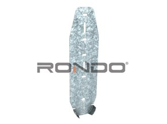 rondo 16mm ceiling batten to timber/ steel clip