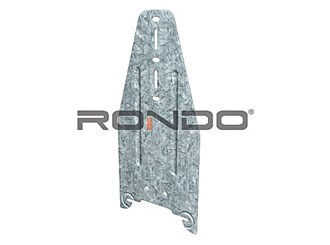 rondo direct fix clip furring channel to steel or timber