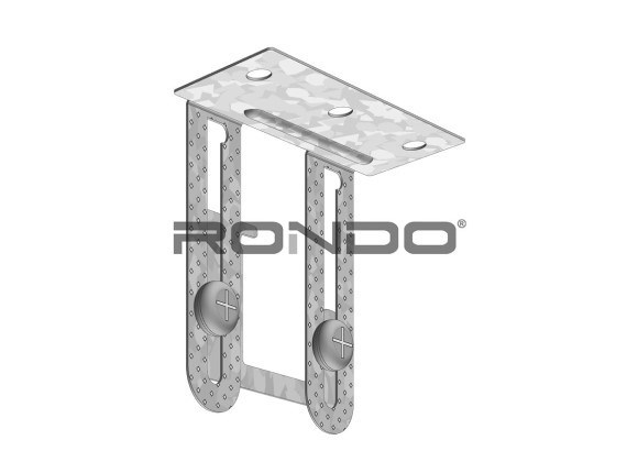 rondo top cross rail infinity clip 90mm