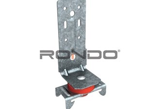 rondo direct fix resilient mount clip