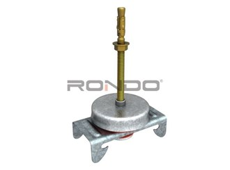 rondo 100mm wall/ ceiling mount anchor