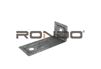 pn249 rondo suspension rod bracket for concrete 9mm fixing