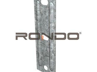rondo suspension road bracket for timber/ steel