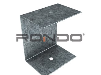 rondo 'u' bracket to suit 8mm rod