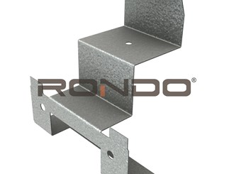 rondo bulk head clip for main tee