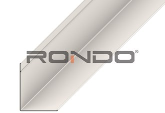 rondo duo8 aluminium 19mm wall angle
