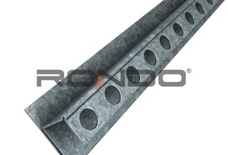 rondo shadowline stopping angle 3000mm to suit 10mm plasterboard