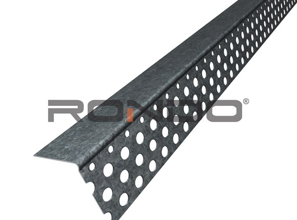 rondo window reveal bead 75mm x 3100mm