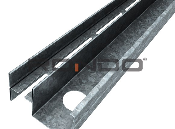 rondo 102 x 3600mm .55bmt ch stud