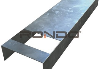 rondo 51mm x 3600mm nogging track 450mm centre