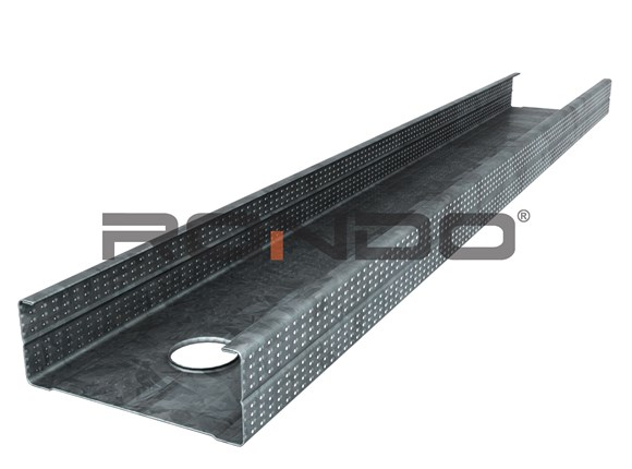rondo 92mm x 2400mm 1.15bmt steel stud - made to order