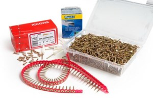 screws, nails and fixings