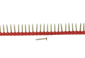 32mm needle point coarse collated screws box 1000
