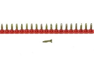 20mm drill point villaboard collated screws box 1000