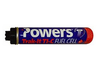 powers c5 trak-it gas canister