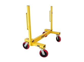 telpro plasterboard panel cart trolley cd136