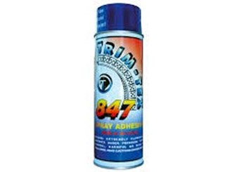 847 trimtex spray adhesive can