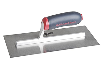 wallboard 280mm carbon steel trowel