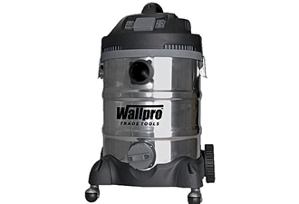 wallpro dust extractor vacuum de-30l